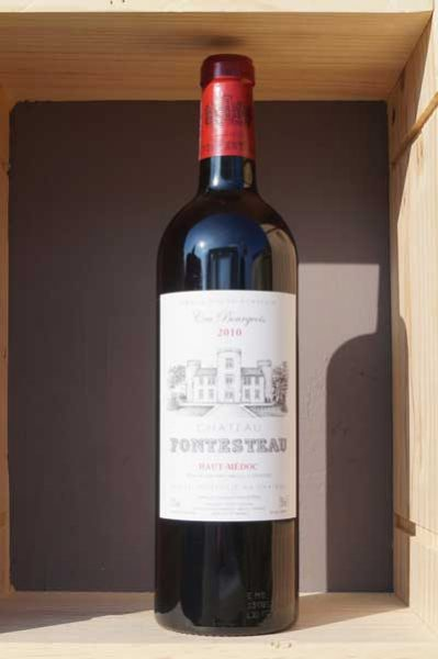 Vin-haut-medoc-chateau-fontesteau2010
