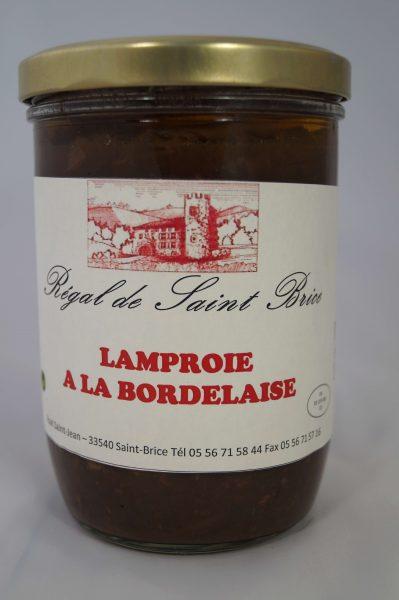 lamproie-bordelaise